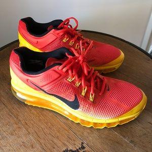 Nike air max 2013 sunrise size 11
